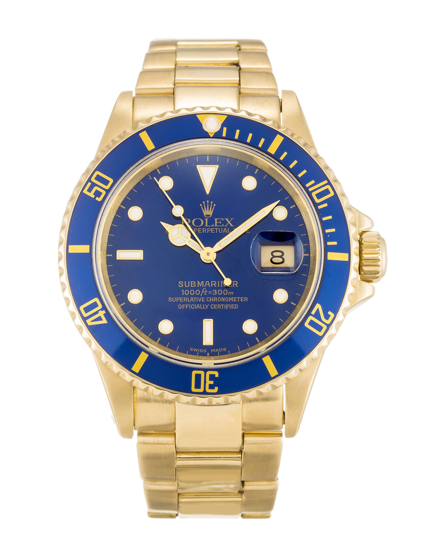 Rolex Replica Submariner 16618-40 MM