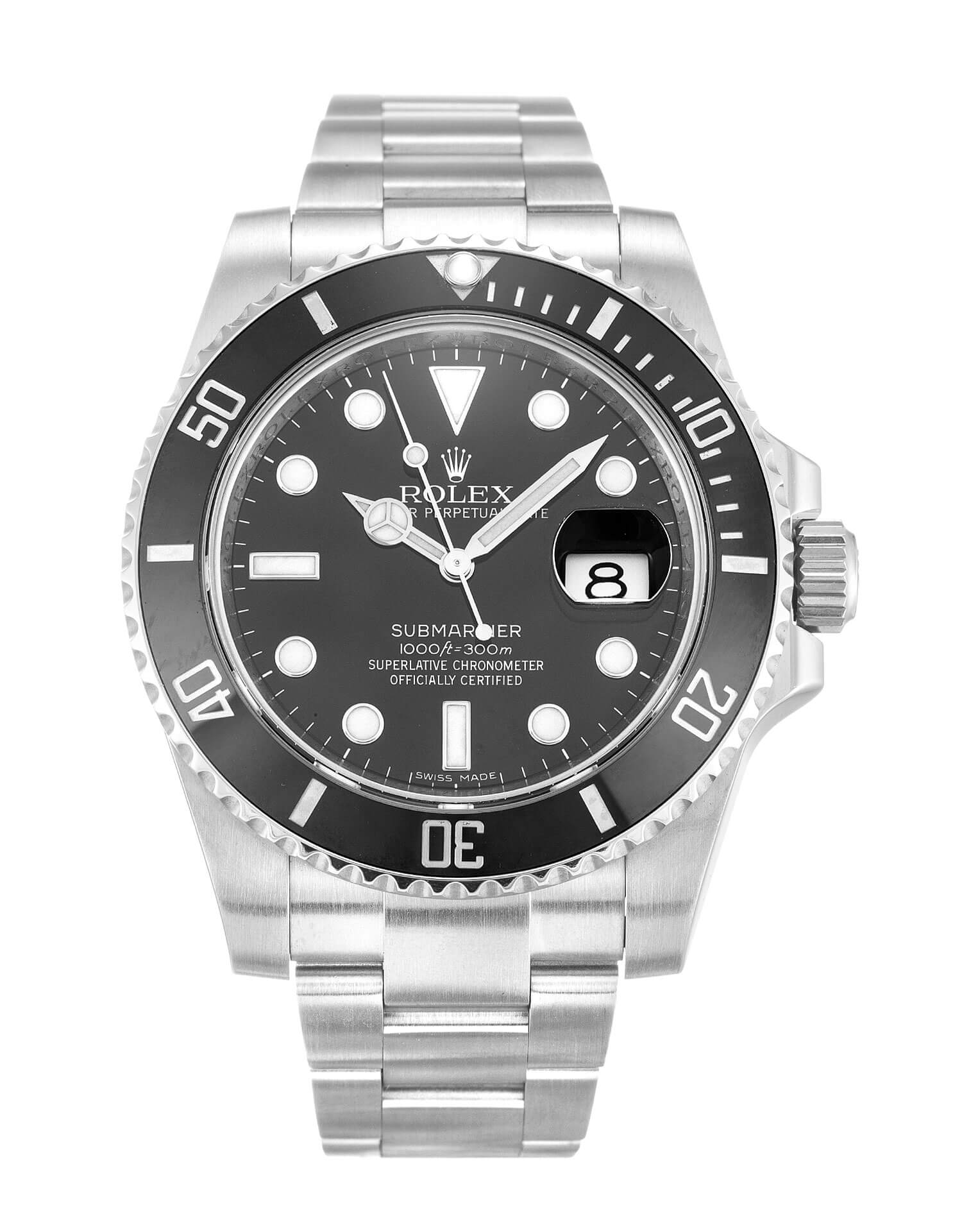 Rolex Replica Submariner 116610 LN-40 MM