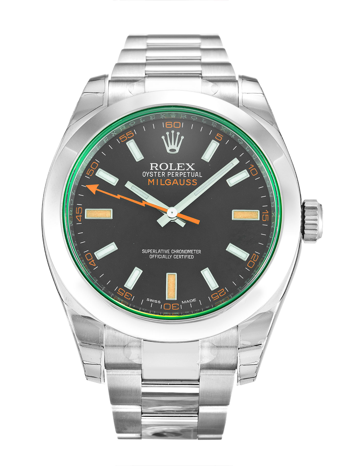 Rolex Replica Milgauss 116400 GV-40 MM