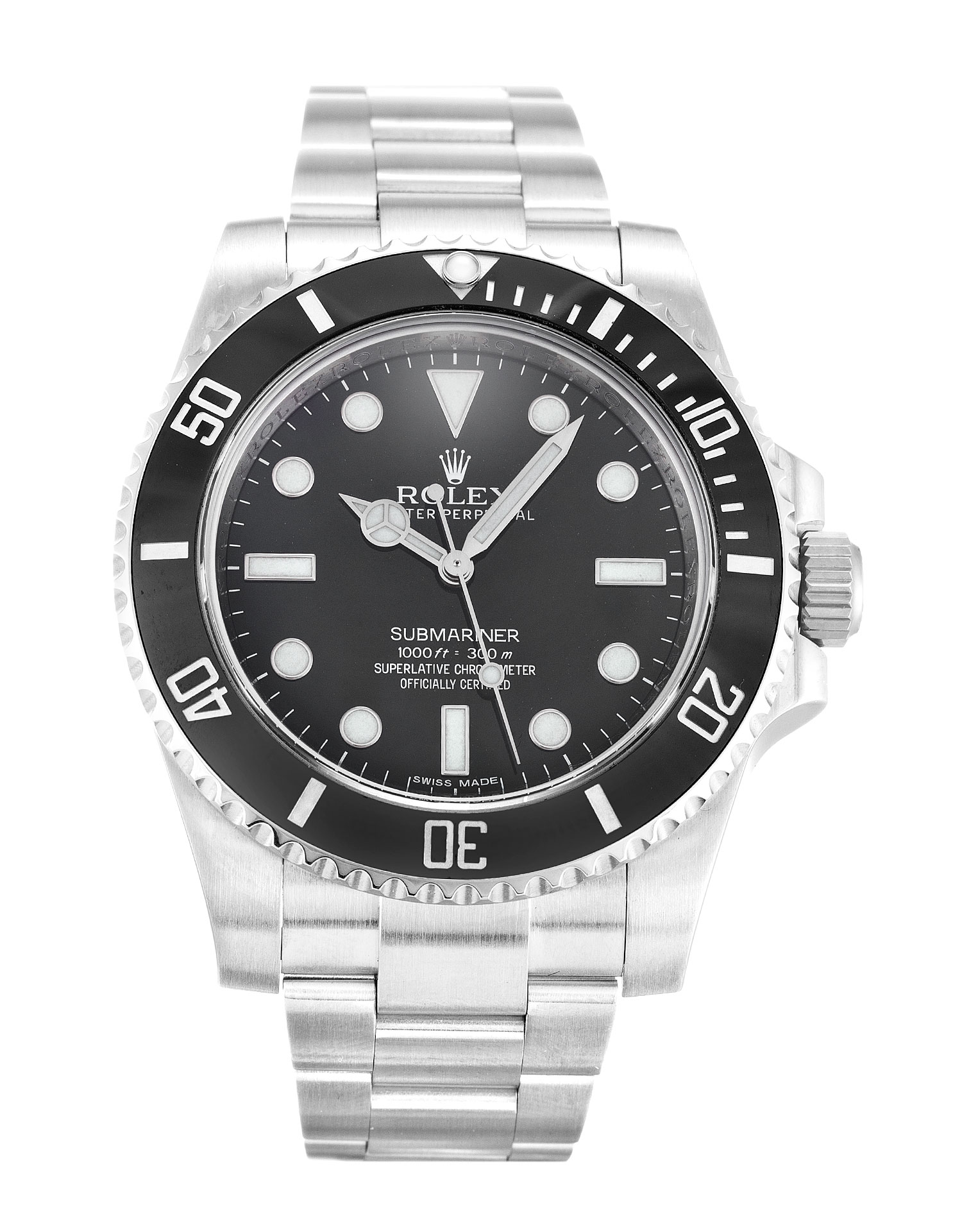 Rolex Replica Submariner 114060-40 MM