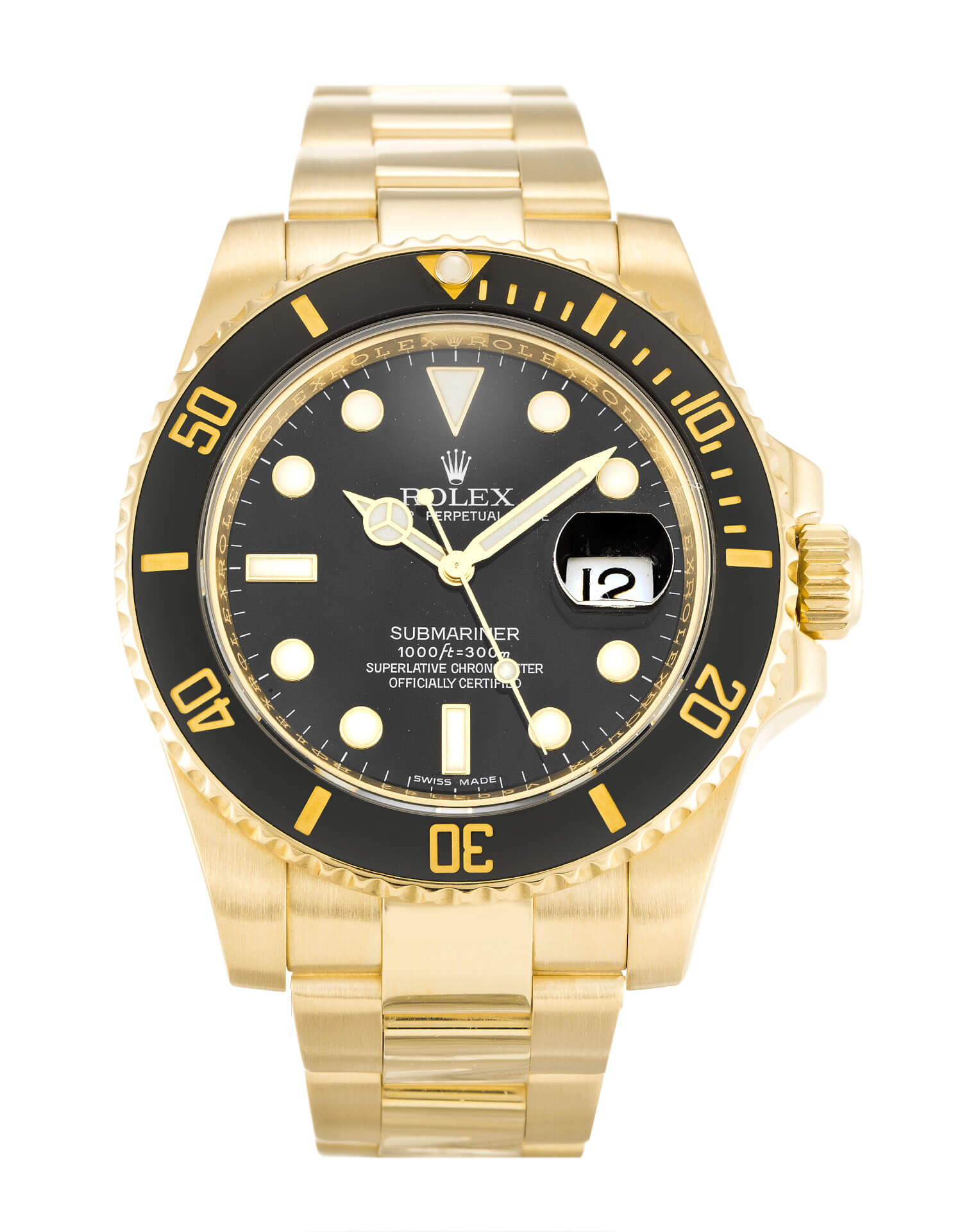 Rolex Replica Submariner 116618 LN-40 MM