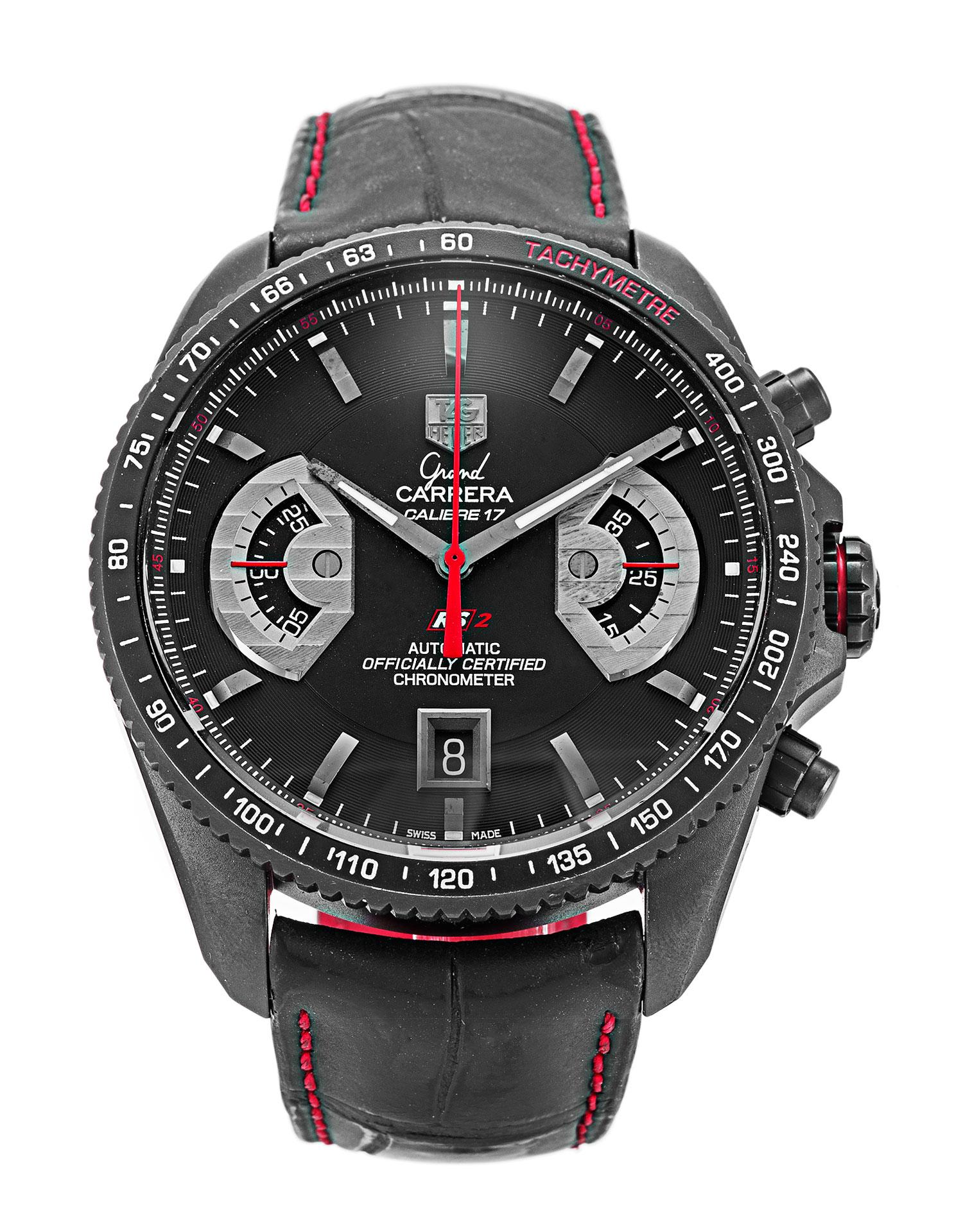 Tag Heuer Replica Grand Carrera CAV518B.FC6237-43 MM