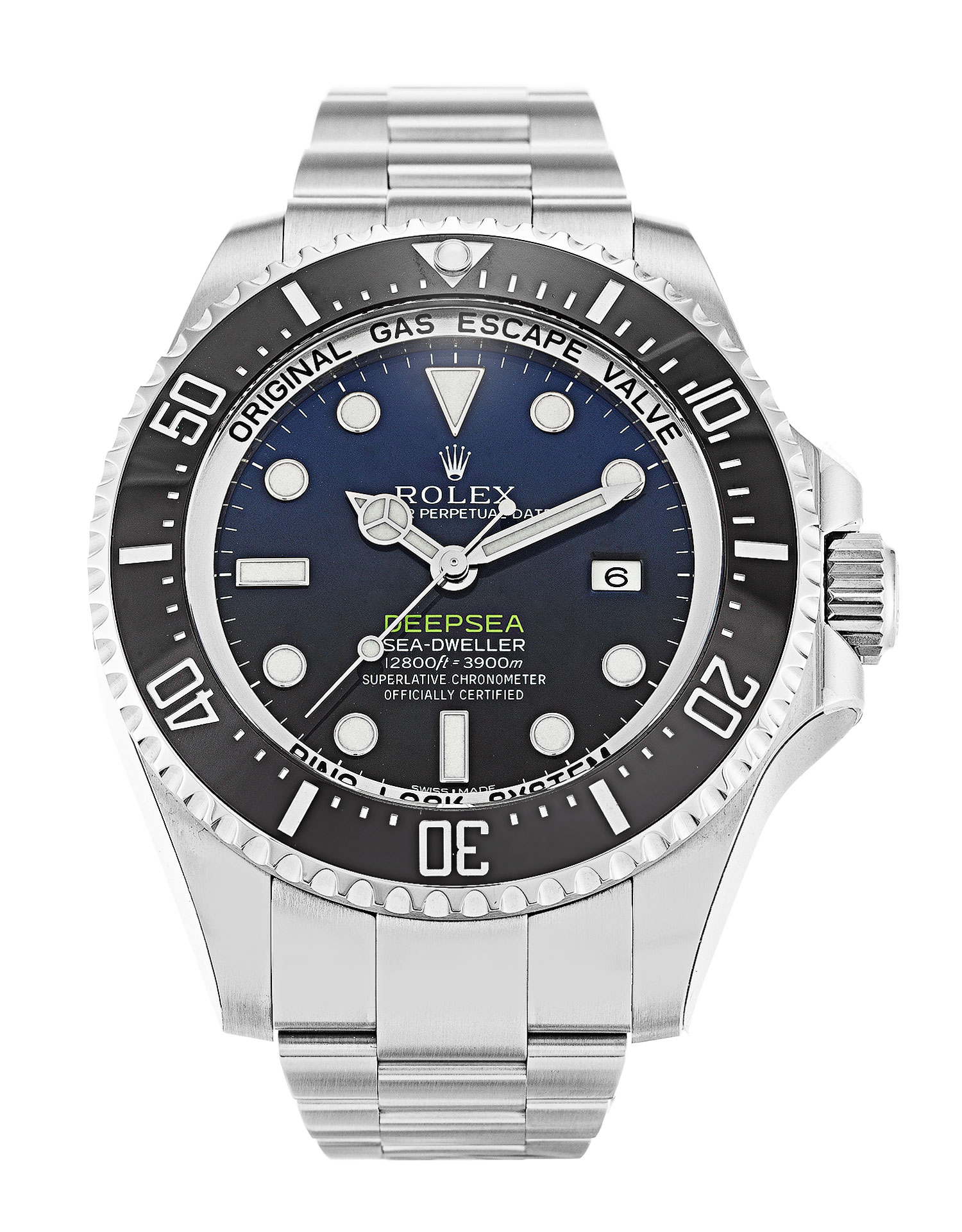 Rolex Replica Deepsea 116660 - D-Blue-44 MM